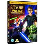 Star wars film blu ray Star Wars: The Clone Wars - Season 1 Volume 1 [DVD]